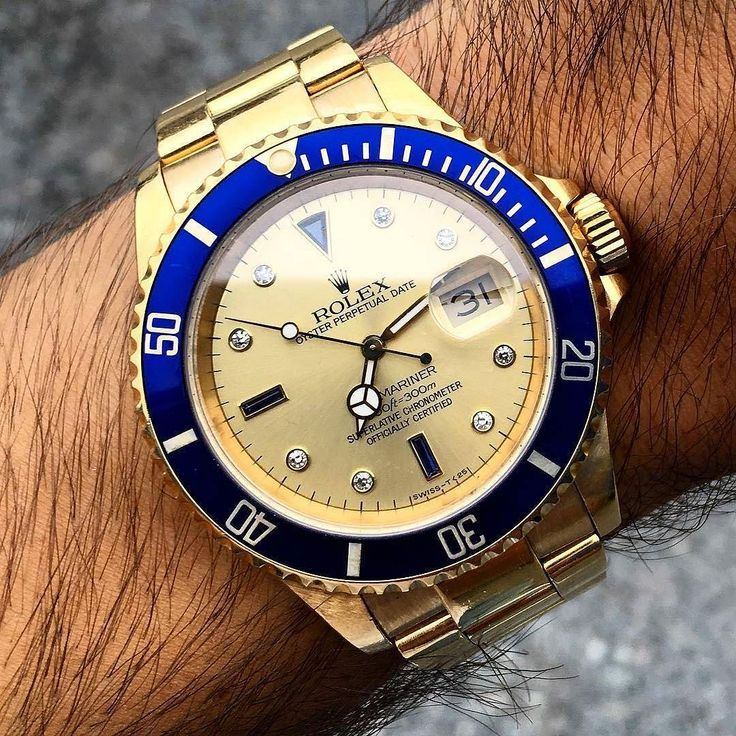 Rolex Submariner 16618 Great for #thursdaynight #outfit  Buy - Sell - Trade we have the best prices.  (305) 377-3335 #seybold #luxury #watches  #rolex #ap #audemars #hublot #patekphilippe #cartier #diamondclub #watch #diamonds #richardmille #diamondclubmiami #style #luxurywatch #relojes #men  #watchlover #watch #watches #menwatches #mensfashion  by @alekswatches