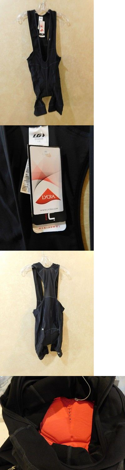 Other Cycling Clothing 177857: Louis Garneau Fit Sensor 2 Bib Shorts - Men S Large ____________R8e1 -> BUY IT NOW ONLY: $73.88 on eBay!