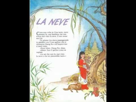 LA NEVE - C'era una volta Natale '85.wmv - YouTube