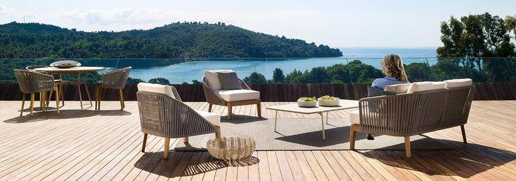 We showcase designer outdoor furniture and sofas with stores in Melbourne, Sydney & Brisbane. We also deliver furniture Australia Wide.