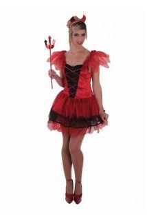 Costume diablesse femme halloween
