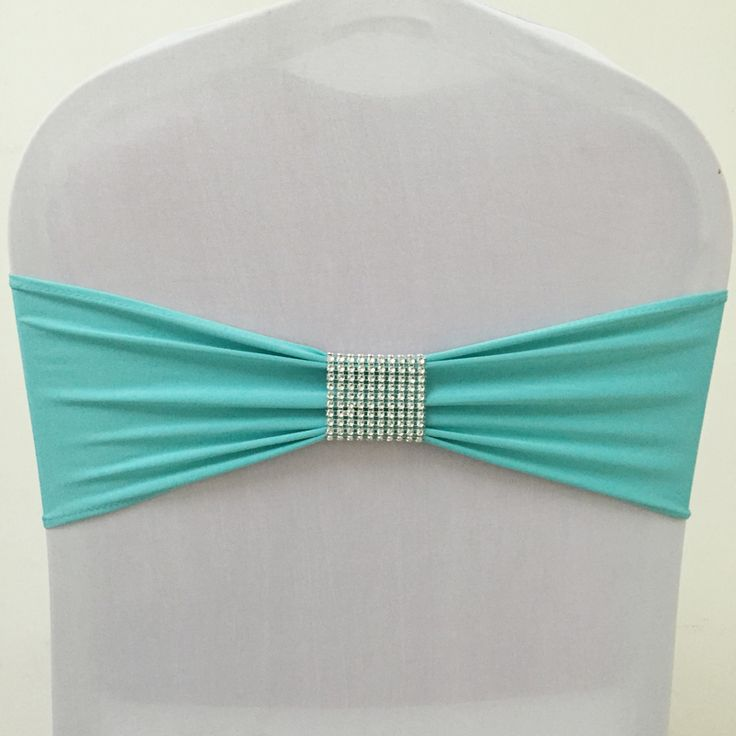 Cheap chair control, Buy Quality buckle hat directly from China buckle outlet Suppliers: 	  	200pcs Tiffany Blue Spandex Chair Sash Bows Lycra Stretch Chair Cover Bands With Removable Mesh Diamond Buckle
