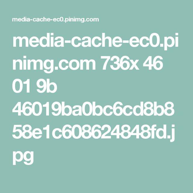 media-cache-ec0.pinimg.com 736x 46 01 9b 46019ba0bc6cd8b858e1c608624848fd.jpg