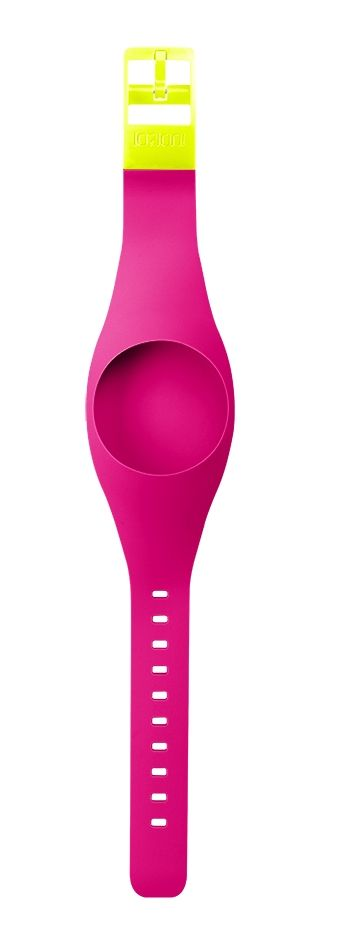 BULLE WISSELBAND Fuchsia - IONWAT457