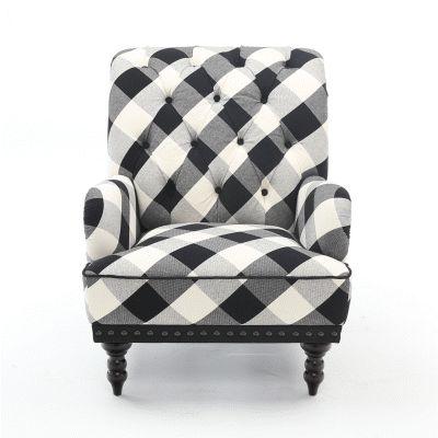 Chas Zinc Gray Velvet Armchair In 2019 Chairs Buffalo