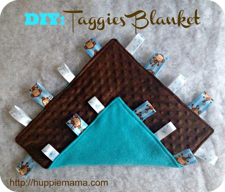 Taggies Blanket