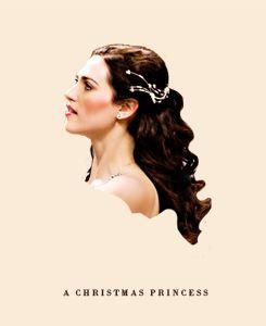 a princess for christmas - بحث Google | Sam Heughan and Katie ...