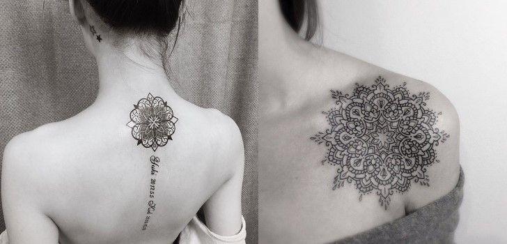 """A mandala, cujo nome em sânscrito significa """"círculo"""" ou """"totalidade"""", é um emblema circular que representa o Universo e a busca pela paz interior. Essa bu"""