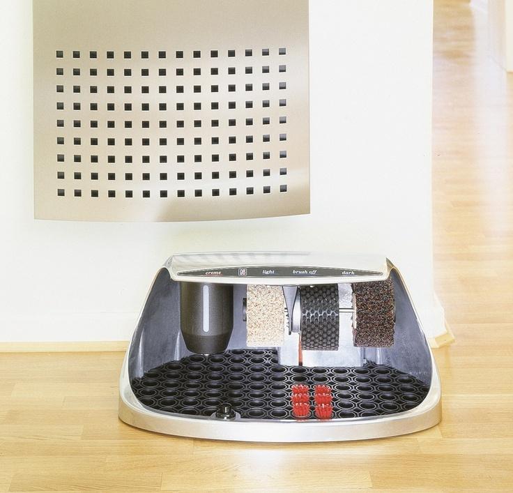 Maszyna do czyszczenia butów do domów