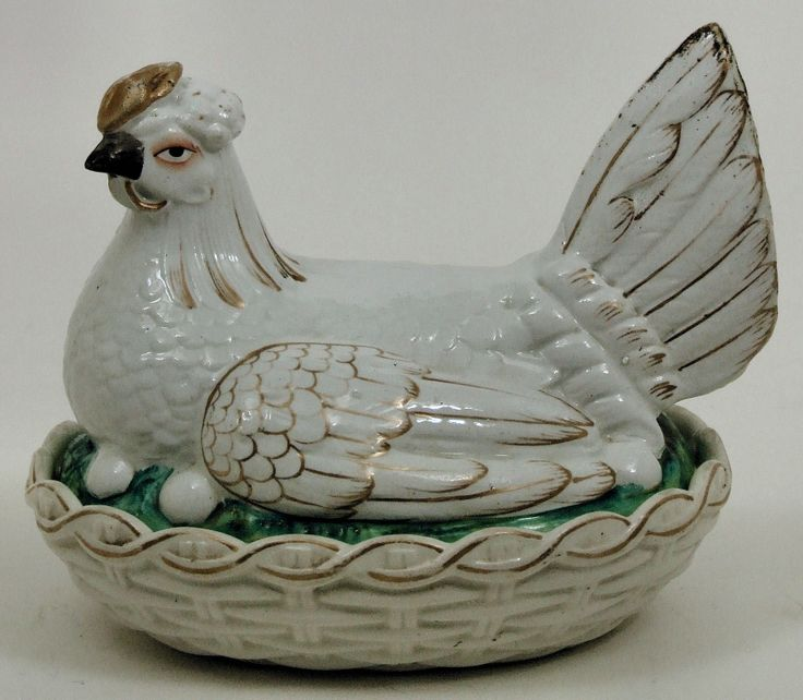 Staffordshire Ceramic Chickens | Two day Sale of Antiques, Fine Art, Ceramics,Glassware and Various ...