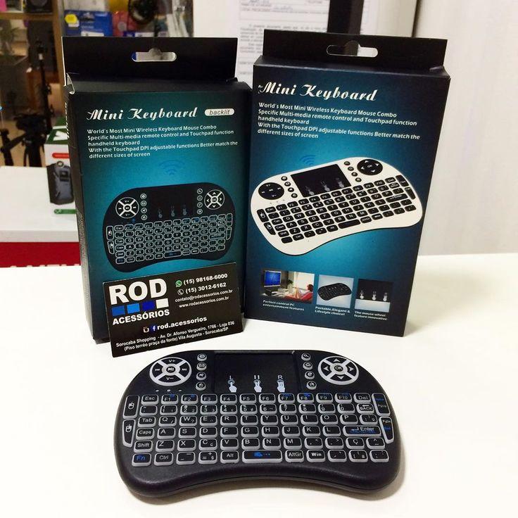 Smart-TV-Tastatur super praktisch und einfach zu bedienen 🔝🔝. . 📍 Sorocaba …   – Fashion