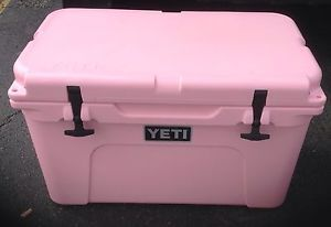 PINK Breast Cancer(cuisinart kitchen aid)Limited Edition YETI 45 Tundra Cooler