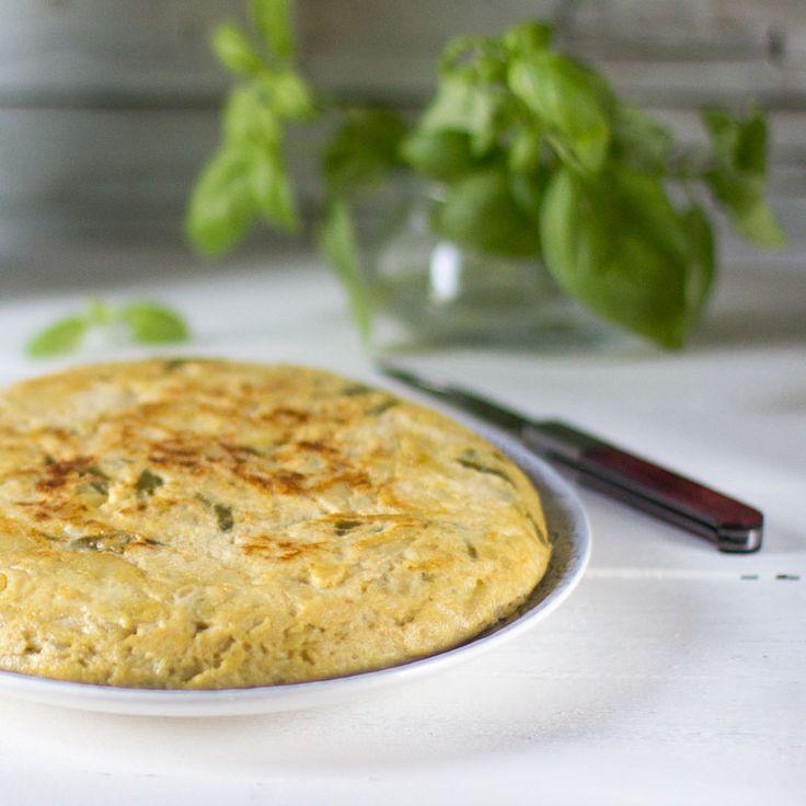 Cómo preparar tortilla de patatas y pimiento con Thermomix « Trucos de cocina Thermomix