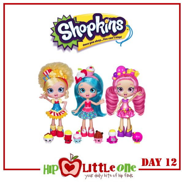 Win 1 of 2 Shopkins Prize Packs (RRP $31.98)