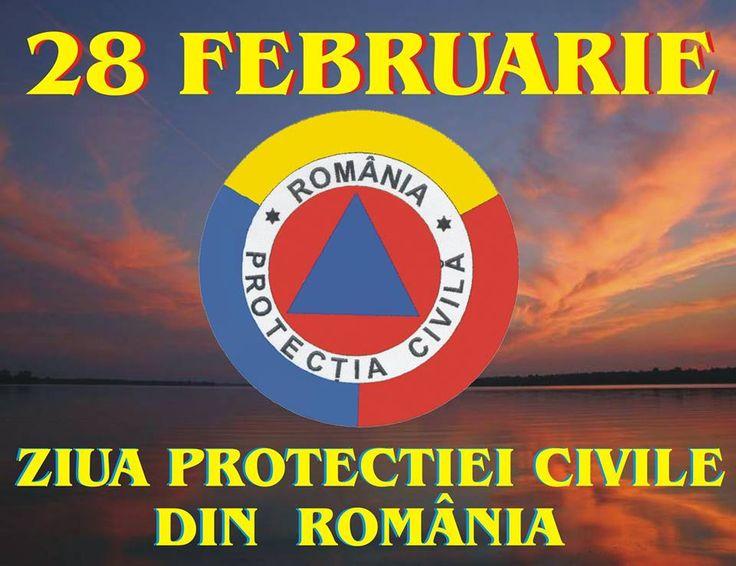 28 Februarie - Ziua Protecției Civile din Romania