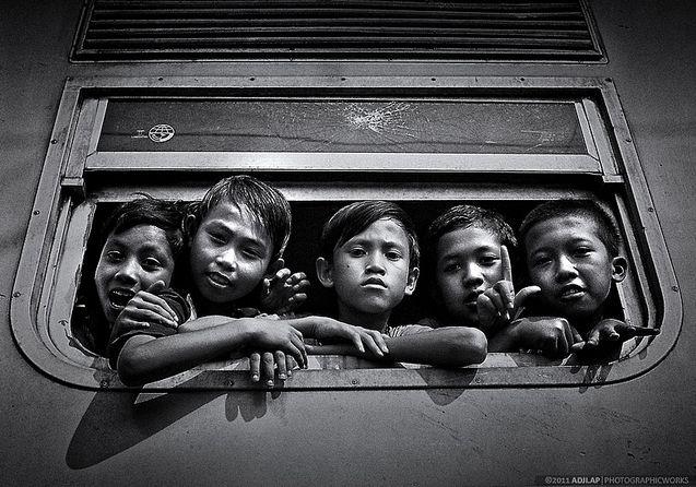 Jakarta  #photography #bandw