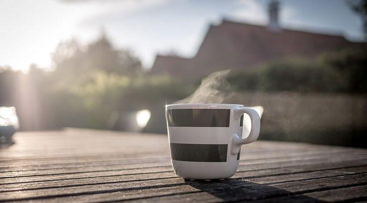 A kávé hatásai 1 percben