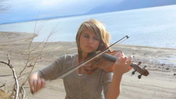 Promentory (Last of the Mohicans Theme) on Violin - Taylor Davis.....hauntingly beautiful