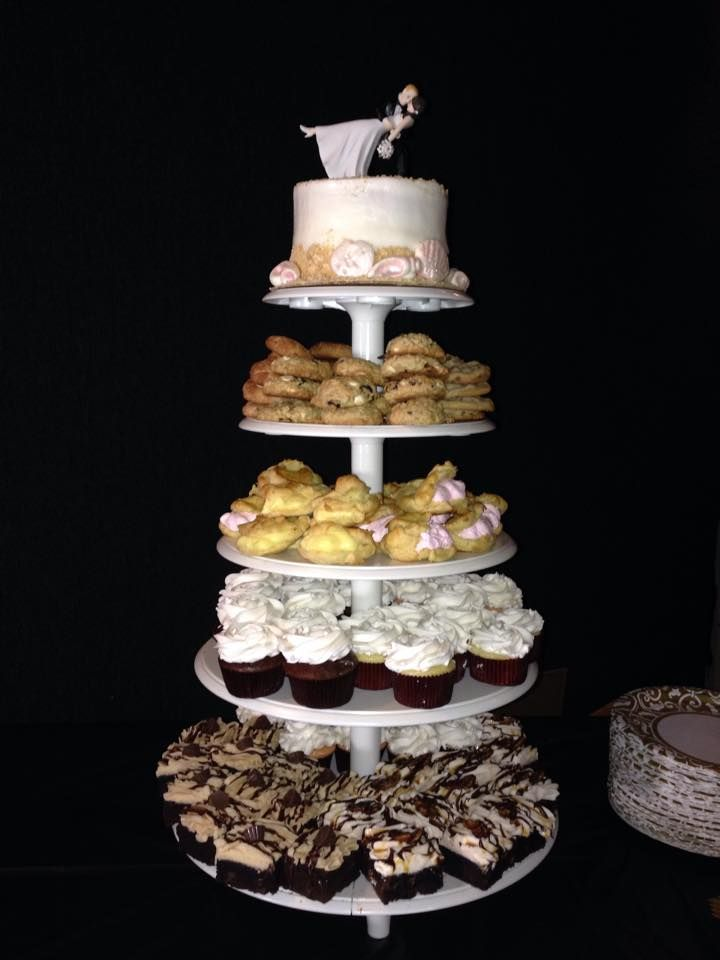Assorted Desserts - Wedding