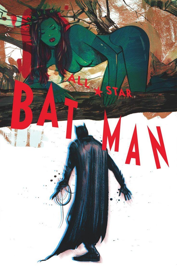 """ALL_STAR_BATMAN_7""""¡Poison Promises""""!  Déjese a un lado, los caballeros-Poison Ivy está a punto de robar el centro de atención en el continuo viaje de Batman a la galería de pícaros.  Scott Snyder se une con el mega talento Tula Lotay para re-imaginar al villano más seductor del Caballero Oscuro."""