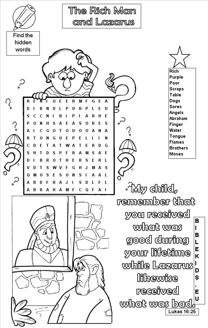 Bible Word Search Puzzles Printable Bible Word Search