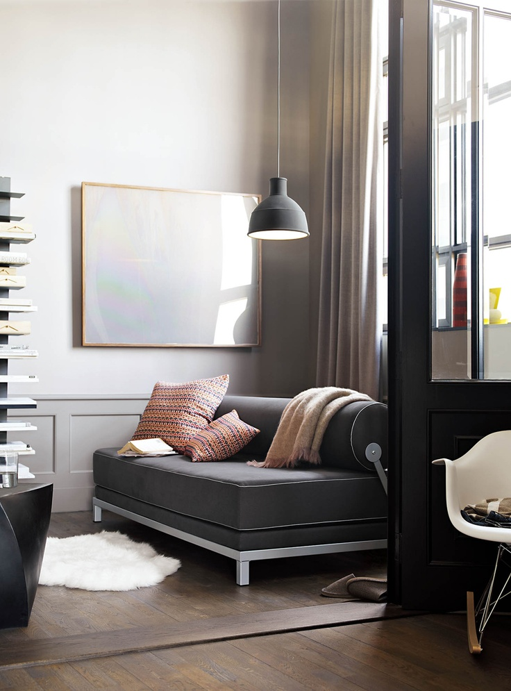 Sofa Tables Twilight Sleeper Sofa Designed by Flemming Busk The Twilight offers further options by converting into a