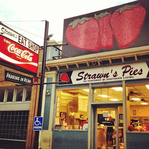 Strawn's Pies...  A Shreveport Legacy.  Shreveport, Louisiana
