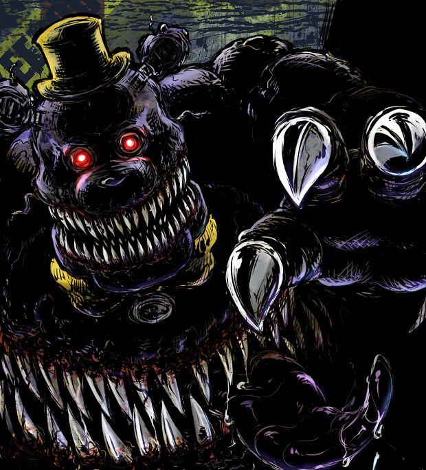 Nightmare by Nitorou2106
