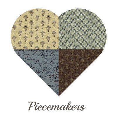 Yosonline Quiltstof / Quilt Fabrics - Piecemakers