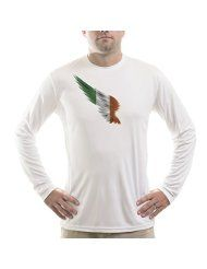 Ireland Men's UPF Long Sleeve Running T-shirt by Split Time Cost: $35.95 Stock: In-stock Ireland Men's UPF Long Sleeve Running T-shirt by Split Time