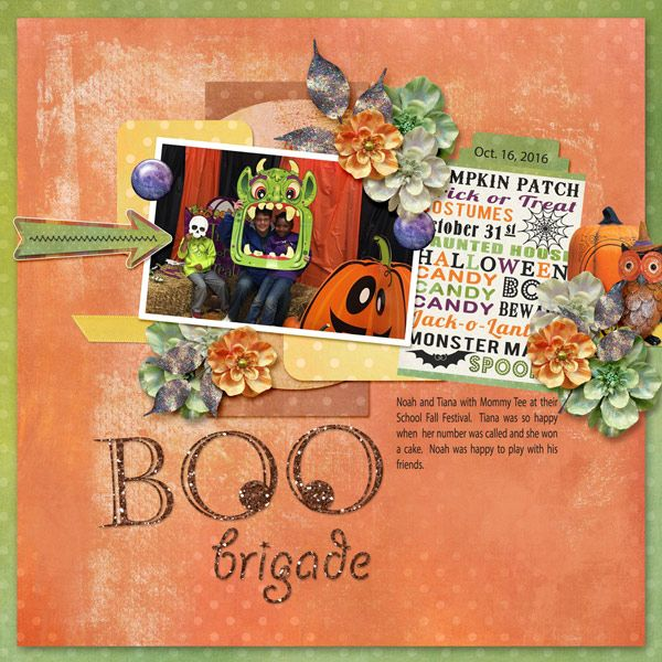 #SnickerdoodleDesigns has a cute new kit Trick or Treat! Perfect to scrap those fun Halloween pics of your little ones dressing up in their fun costumes.  SD: http://snickerdoodledesignsbykaren.com/shop/ TDC: http://www.thedigichick.com/…/Trick-or-Treat-Collection.html DSS: https://www.digitalscrapbookingstudio.com/…/trick-or-treat…/ dagitemptations-temptingtidbits1-freebie template