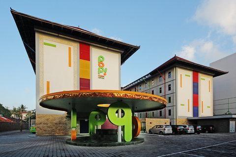 pop hotel kuta beach murah
