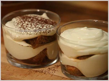 Tiramisù literally means Bring me up .... SO SO GOOD