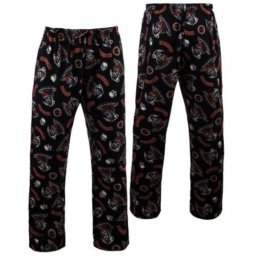 Sons Of Anarchy SAMCRO Men of Mayhem Image Allover Mens Sleep Lounge Pants (Pajama Pant) IN MY PARENTS BASEMENT, http://www.amazon.com/dp/B00AR21ZVY/ref=cm_sw_r_pi_dp_Y2fbrb0Y57FC2