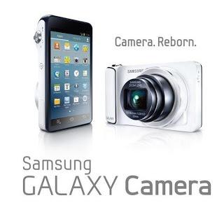 TecnoGeek: Samsung Galaxy Camera, un nuevo mercado por explotar
