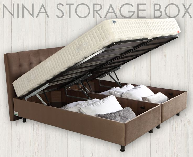 NINA BED STORAGE BOX