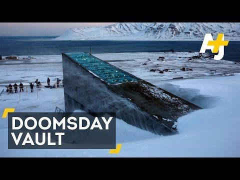 """Doomsday Vault holds key to surviving post-apocalyptic world """"Photo"""" - News of the World"""