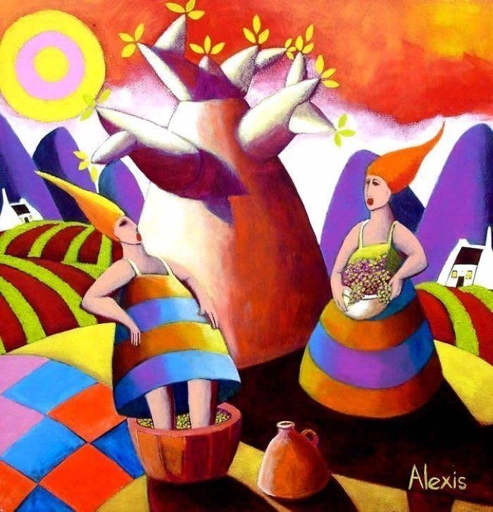 (+2) Праздник для зрителя. Alexis Francois Bester