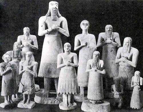 Ancient Semitic religion