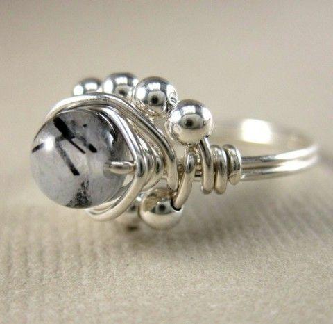 wire wrapped jewelry | Beautiful Wire Jewelry! « Wedding Ideas, Top Wedding Blog's, Wedding ...