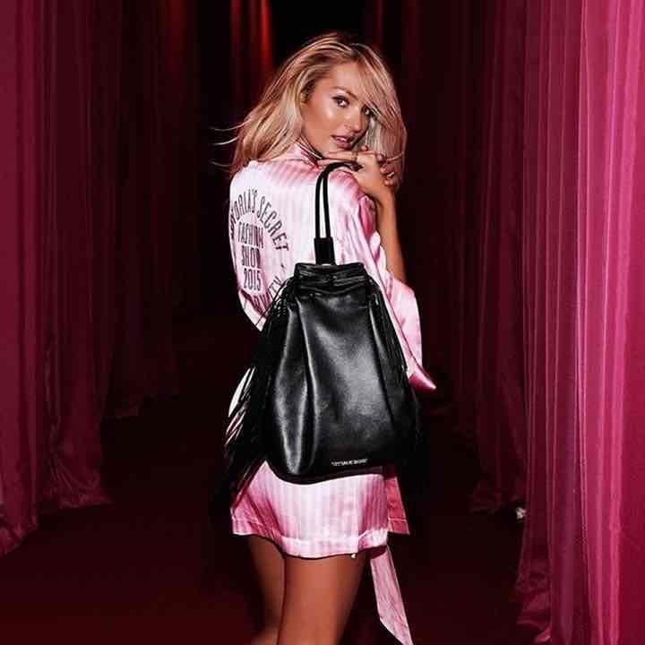 NWT Victoria's Secret Backpack