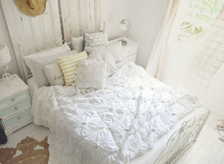 Coastal Beachy Bedroom