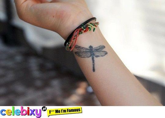 Inspira dnia - tatuaże na nadgarstkach