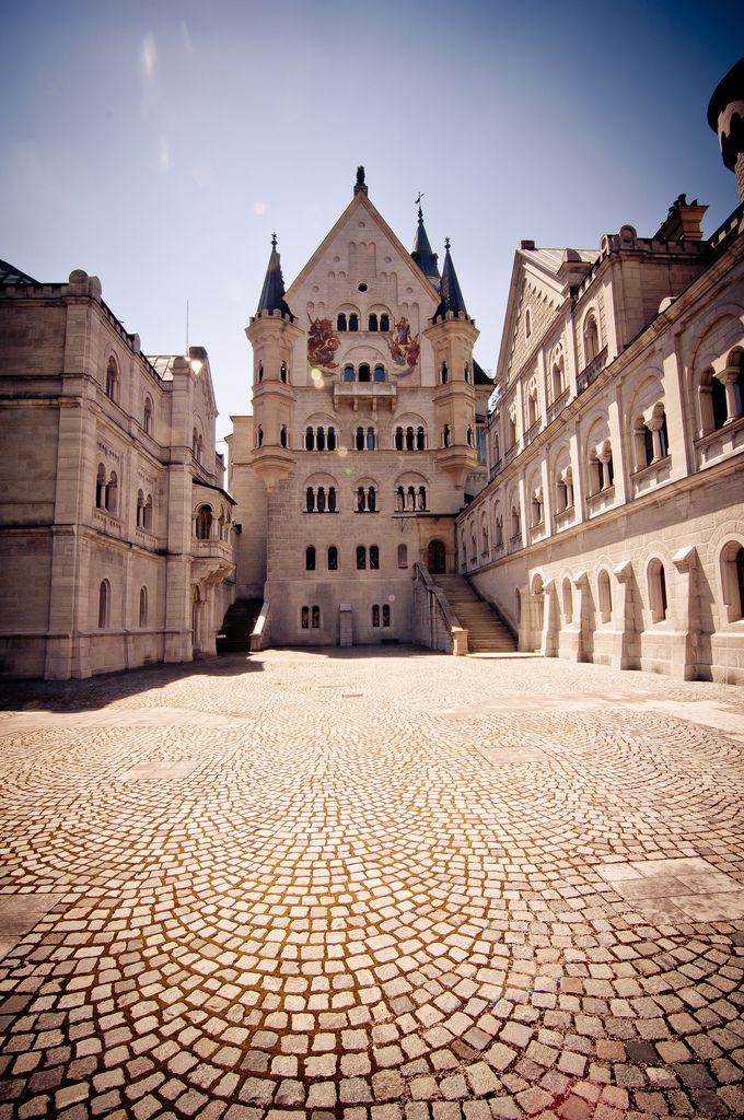 """"""" Neuschwanstein Castle - Schwangau - Bavaria - Germany (von Zanthia) """""""