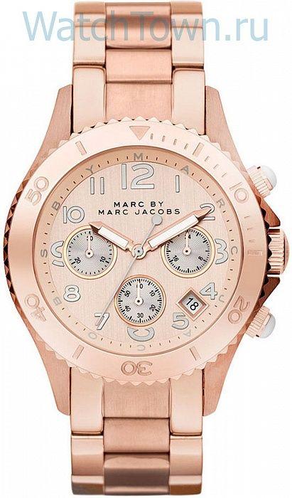 Женские наручные часы MARC JACOBS MBM3156 в Москве. Купить американские часы MARC JACOBS MBM3156 (кварцевые) в интернет-магазине