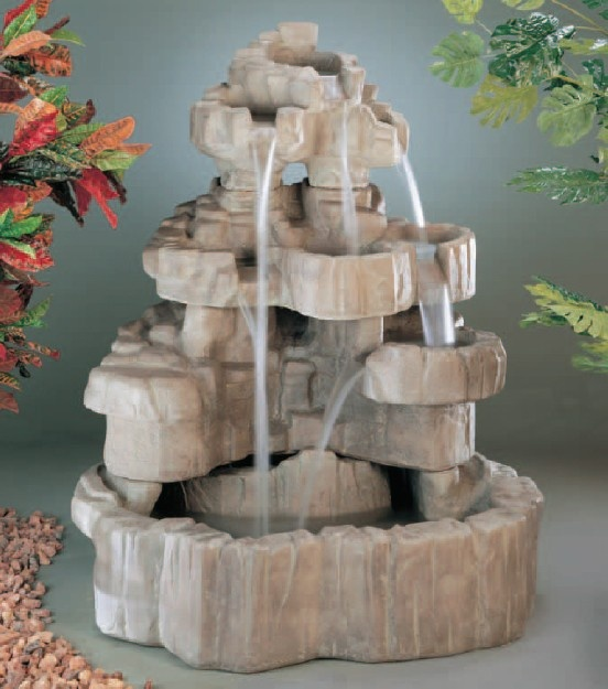 jacksons home and garden large rock falls fountain call us for more info at. beautiful ideas. Home Design Ideas
