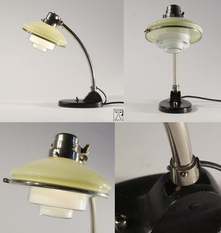 158 best lamps images on pinterest lights cast iron and desk lamp sistrah ts 2 designed by c f otto mller made by mller zimmer gmbh mozeypictures Choice Image