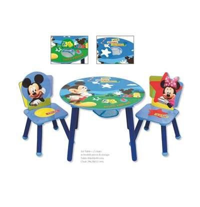 Mickey Mouse Chairs Table For Only 79 01 At Merchandisingplaza