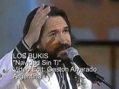 """Navidad sin ti - """"Marco Antonio Solis"""" y """"los bukis"""" - YouTube"""