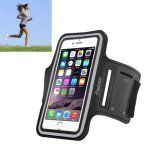 Free Shipping. Buy Sports Running Armband for iPhone 7, 6s, 6, 5, Galaxy S7, S6, S6 edge, S5 and Other Smartphones with Key Holder, Reflective Safety Stripe and Responsive Screen Protector at Walmart.com